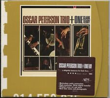 Oscar Peterson Trio + One (Clark Terry)  CD Album
