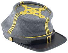 Csa Infantry Officer Kepi