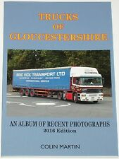 GLOUCESTERSHIRE TRUCKS Transport History Road Vehicles Goods Cargo Lorry Lorries