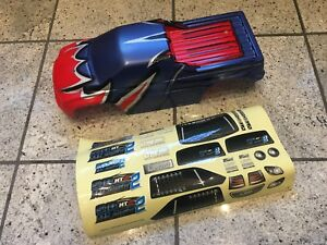 LRP Original Karosserie Karosse #122243 für S10 Blast MT