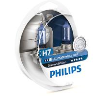 Philips Diamond Vision H7 Headlight Bulbs 12V 55W (Pair)