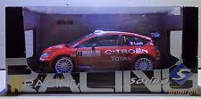 SOLIDO - RACING COLLECTION - CITROEN C4 - WRC MONTE-CARLO 2007 (scale 1/18)