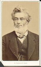 Jules Favre French Politician Thiebault CDV Photo 1875