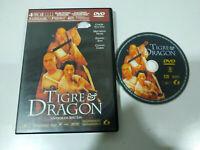 Tigre y dragon Ang Lee Chow Yun Fat - DVD Español - 1T