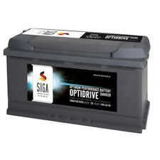 SIGA Autobatterie Starterbatterie 100AH 920A/EN 12V  statt 88Ah 90Ah 92Ah