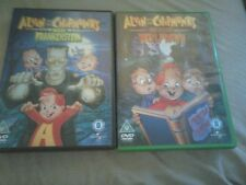 Alvin And The Chipmunks Meet Frankenstein and meet the wolfman