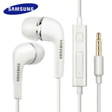 Samsung Earphones EHS64 Headsets With Built-in Microphone 3.5mm In-Ear Wired Ear