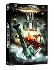 War of the worlds Final invasion DVD NEUF SOUS BLISTER