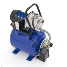 1200W 1.6HP Shallow Well Water Booster Garden Pump w/ Pressure Tank 1000GPH HD