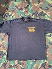 Vintage Harley Davidson Motorcycle T Shirt (get The Hell Out Of Dodge)  XXL