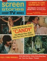 Screen Stories February 1969 Ewa Aulin Marlon Brando Ringo Starr 062819DBE