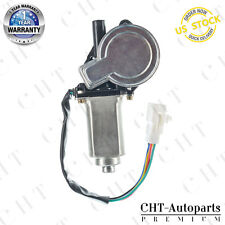 Front Left Driver Side Power Window Lift Motor for Toyota Sequoia Tundra 2001-2007