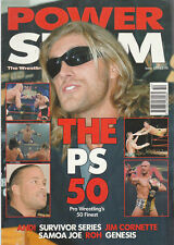 Power Slam, The Wrestling Magazine, Matt & Jeff Hardy, issue No 151