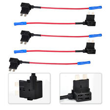 5pcs Car Add-A-Circuit Standard ATO ATC Blade Fuse Tap Dual Circuit Adapter
