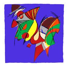 Frank Rosen Macho 1992 handsigniert Poster Kunstdruck Bild 70x74cm - Portofrei