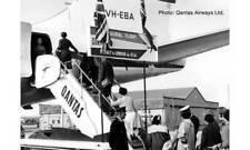 Herpa He571005 1/200 Qantas HISTORIC Passenger Stairs