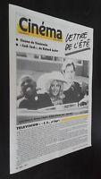 Revista Semanal Cinema Semana de La 9A 15 Julio 1986 N º 362 Buen Estado