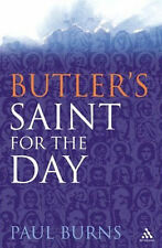 Butler's Saint for the Day New Book 9780860124344