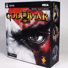 Neca God of War 3 Ultimate Kratos 7 inch Action Figure Collector Toy New In Box.