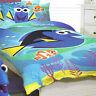 Finding Dory Nemo - Cartoon - Single/US Twin Bed Quilt Doona Duvet Cover Set