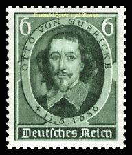 EBS Germany 1936 250th Anniversary of Otto von Geuricke Michel 608 MNH**