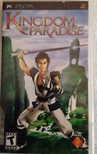 Sony PSP Kingdom Of Paradise Game