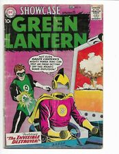SHOWCASE 23 - G+ 2.5 - 2ND APPEARANCE OF THE SILVER AGE GREEN LANTERN (1959)