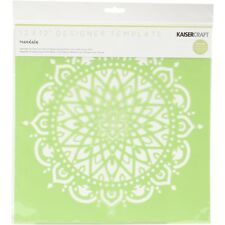 "Kaisercraft Designer Template 12""X12"" - Mandala"