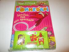 pomme d'api 568 ..pochette avec le puzzle samsam ...neuf