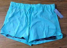 Ideology NEW Mint Women's Size 2X Plus Athletic Drawstring Shorts $39 A6