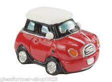 Dekofigur  Tortendeko *Mini-Chopper - Rot/Weiß* 3870284