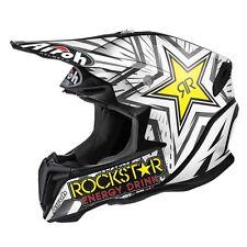 CASCO AIROH TWIST ROCKSTAR MATT MOTO CROSS ENDURO OFFROAD TAGLIA XS