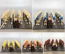 21 PCS Minifigures lego MOC Battle Droid Star Wars Combat Robot & Weapons 2020