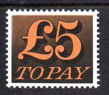 Great Britain - 1973 Postage due Mi. 86 MNH