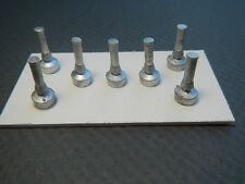 HO Scale Smudge Pots for Model Railroad by Century Foundry (2181)