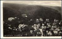 BAD HARZBURG Harz ~1910/20 Panorama Blick Villenviertel