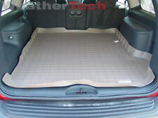 WeatherTech Cargo Liner Trunk Mat - Dodge Durango - w/o Vents - 1998-2003 -Tan