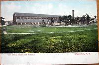 1905 NY Postcard: Gun Shed/Arsenal - Watervliet, New York