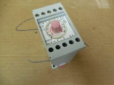 E Dold & Sohne Varimeter Timer AI 931.07 AI93107 110-220 Volt 3 Amp Used