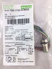 MURR ELEKTRONIK 7000-17161-9730020 M12 Male Receptacle A-cod PP-wires 8x.25
