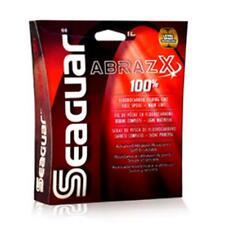 Seaguar Abrazx 100% Fluorocarbon 200 Yard Fishing Line 10-Pound