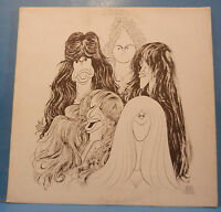 AEROSMITH DRAW THE LINE 1977 ORIGINAL PRESS INSERT GREAT CONDITION! VG++/VG+!!A