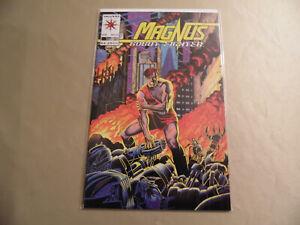 Magnus Robot Fighterm #21 (Valiant 1993) Free Domestic Shipping