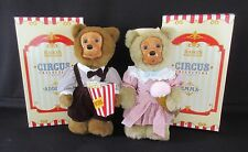 """Emma & Addison"" Signed by Robert Raikes Bears - Circus Collection 17th Edition"