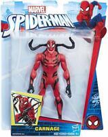 Marvel Spider-Man 6 Inch Carnage  Hasbro 2016 Marvel Figure