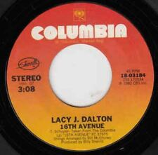 16th Avenue / You Can't Take The Texas Out Of Me 7 : Lacy J. Dalton