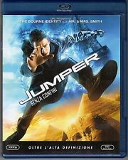 Blu-ray JUMPER SENZA CONFINI