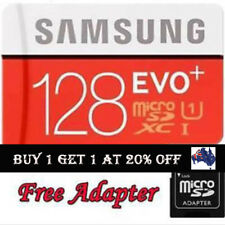 Samsung 128GB Evo+ Micro SD Card SDXC Class 10 100MB/s Mobile Phone Memory Card