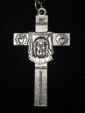 Holy Face of Jesus Reparation Cross - Veronica's Veil
