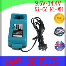 Battery Charger for Makita  9.6V 12V 14.4V Ni-Cd Ni-MH OZ Plug